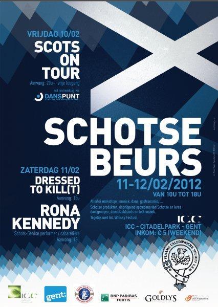 Schotse Beurs 2012