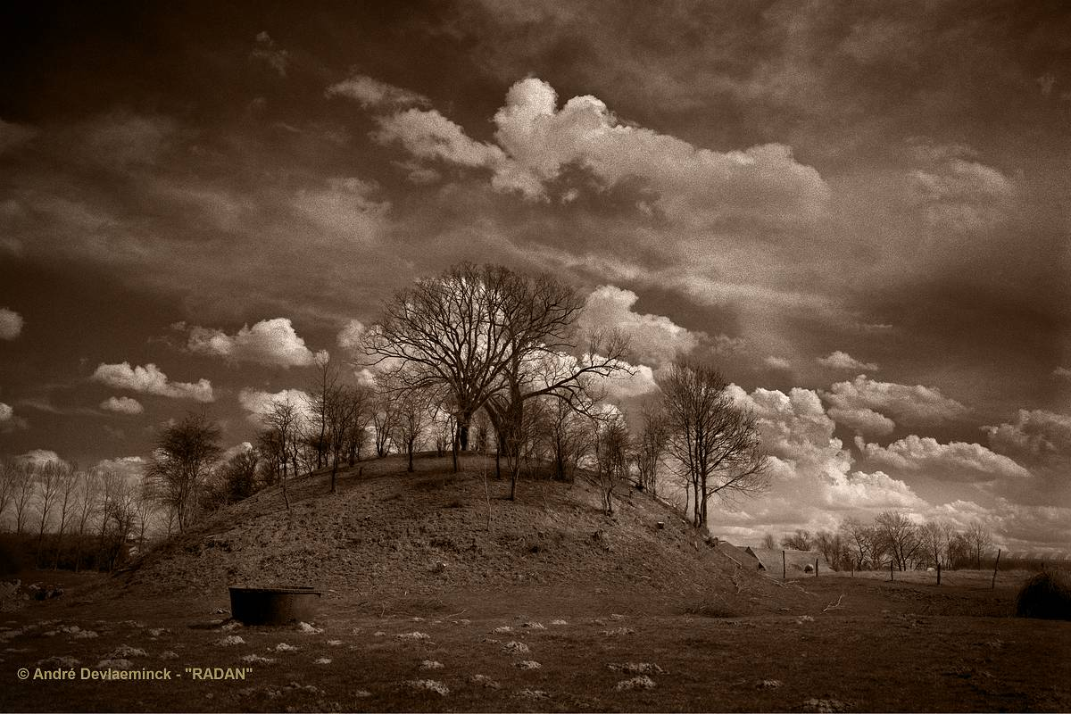 Tumulus - The Tomb of Pepin
